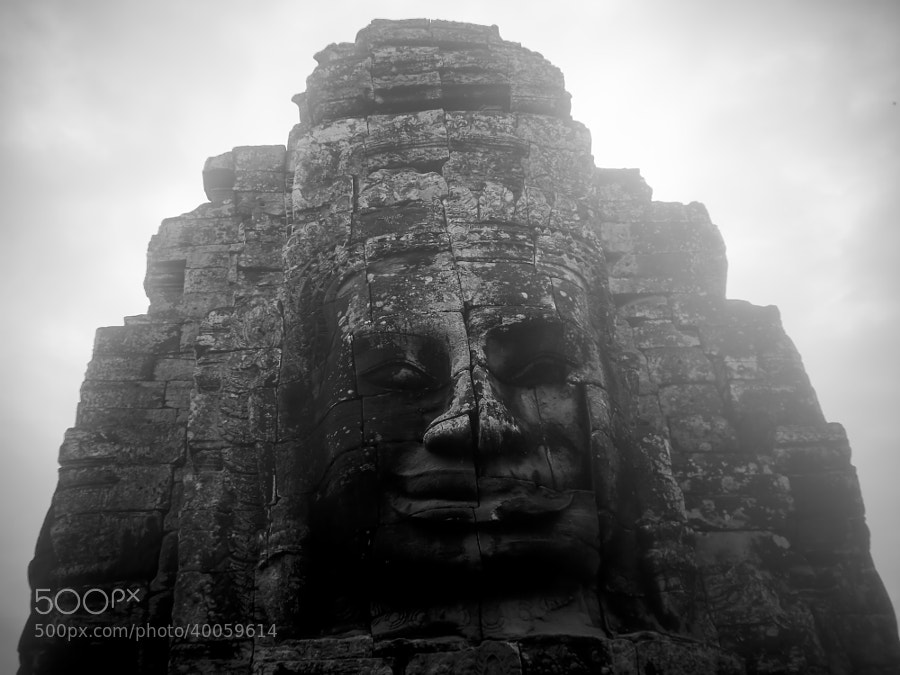 Bayon  by Duc Ly on 500px.com