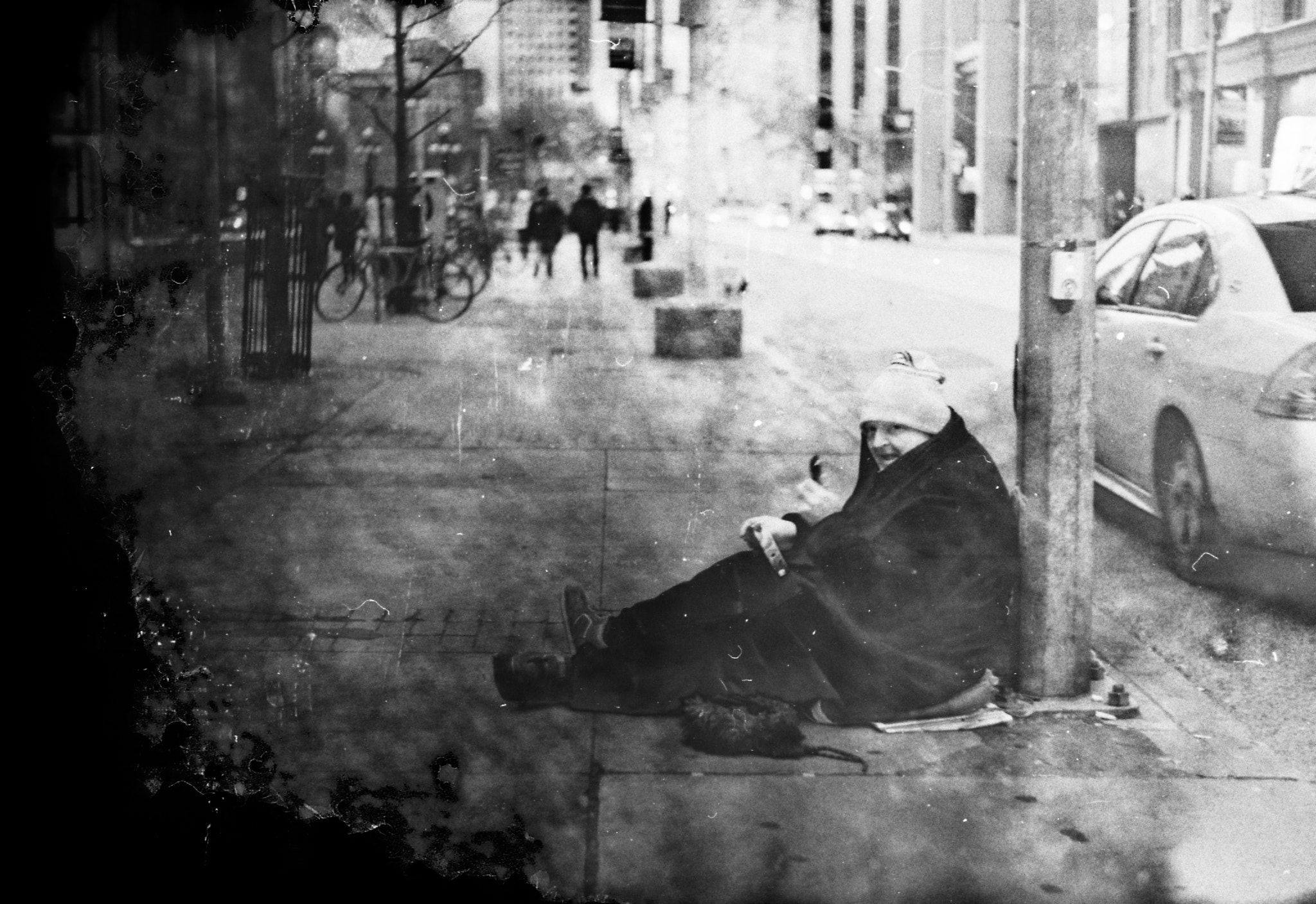 Photograph Homeless  by Christopher Chang on 500px