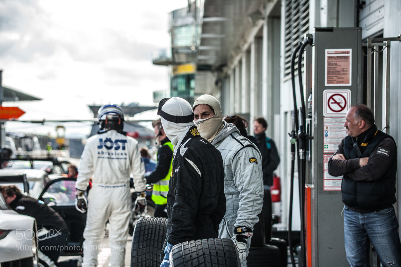 Photograph Porsche Cup Nurburgring May 2013 by Andrey Philippov on 500px