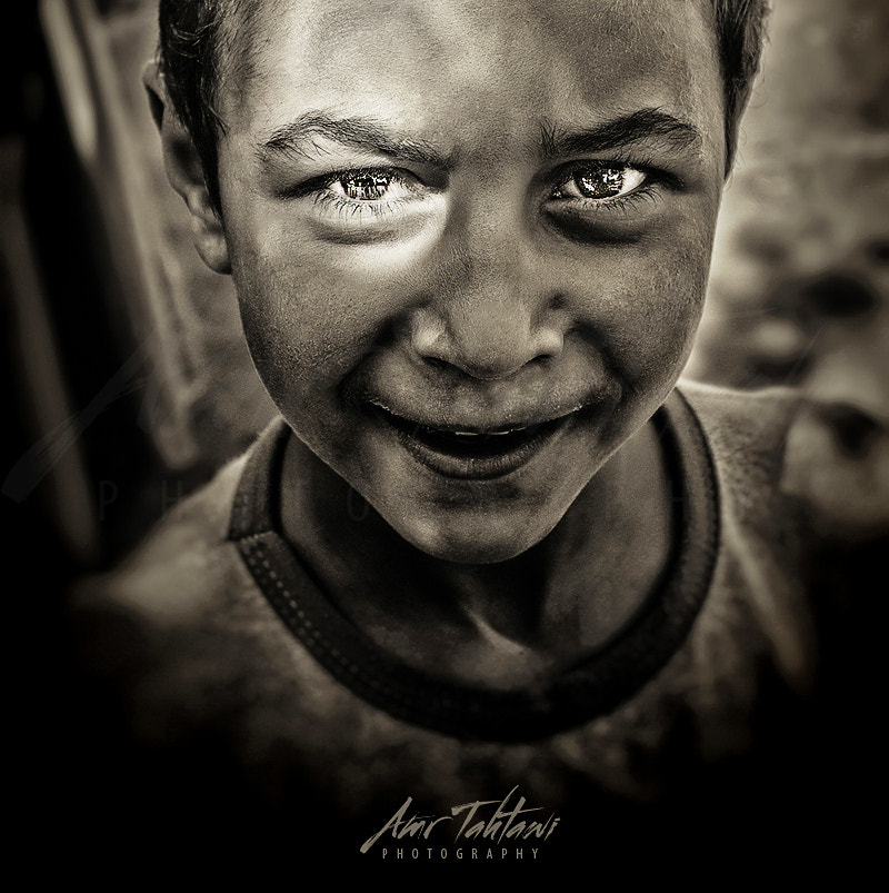 Photograph The Young Bastrad by Amr Tahtawi on 500px