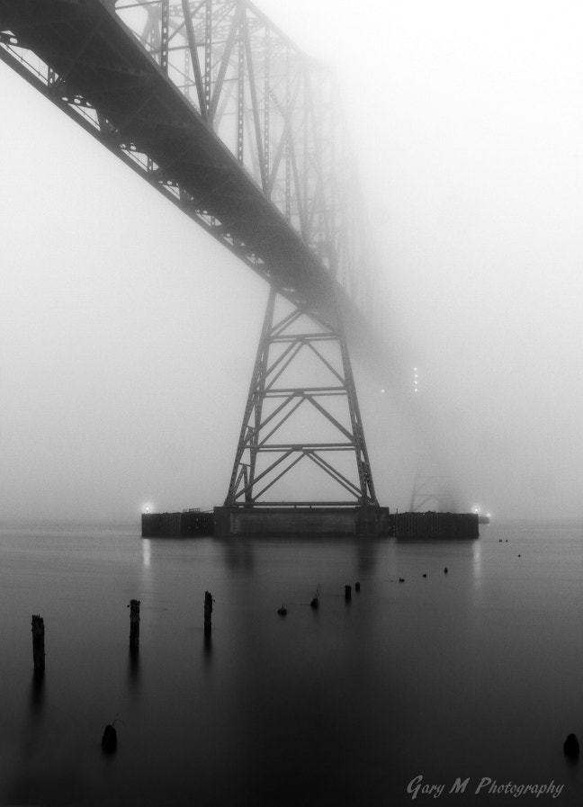 Photograph The Bridge by Gary Meyers on 500px
