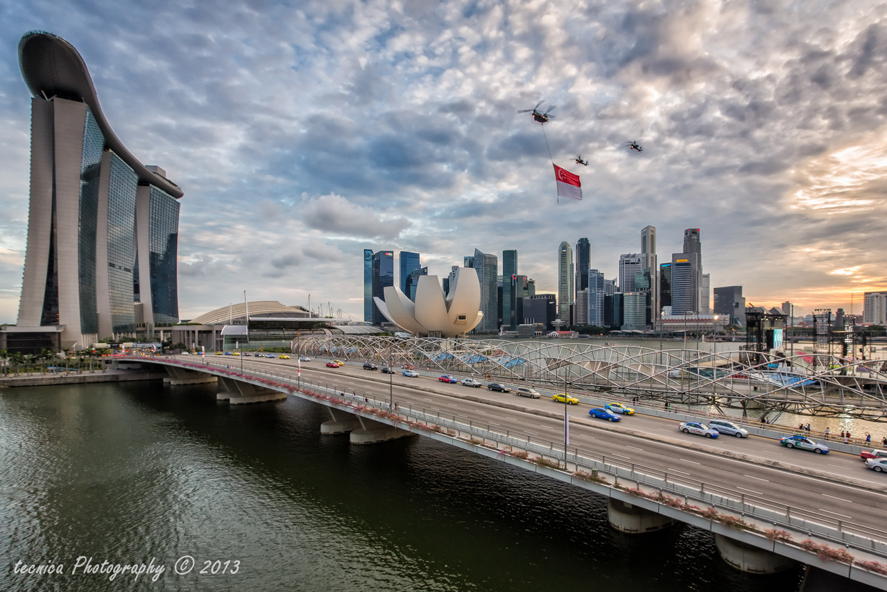 Photograph Majulah Singapura by t e c n i c a on 500px