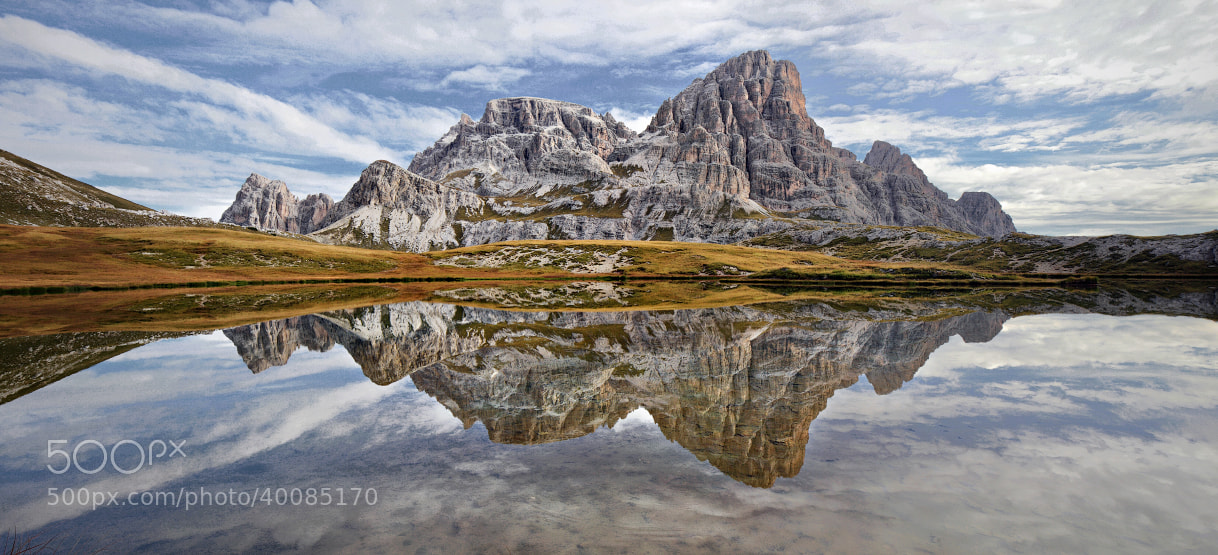 Photograph Alpine Mirror by Kilian Schönberger on 500px