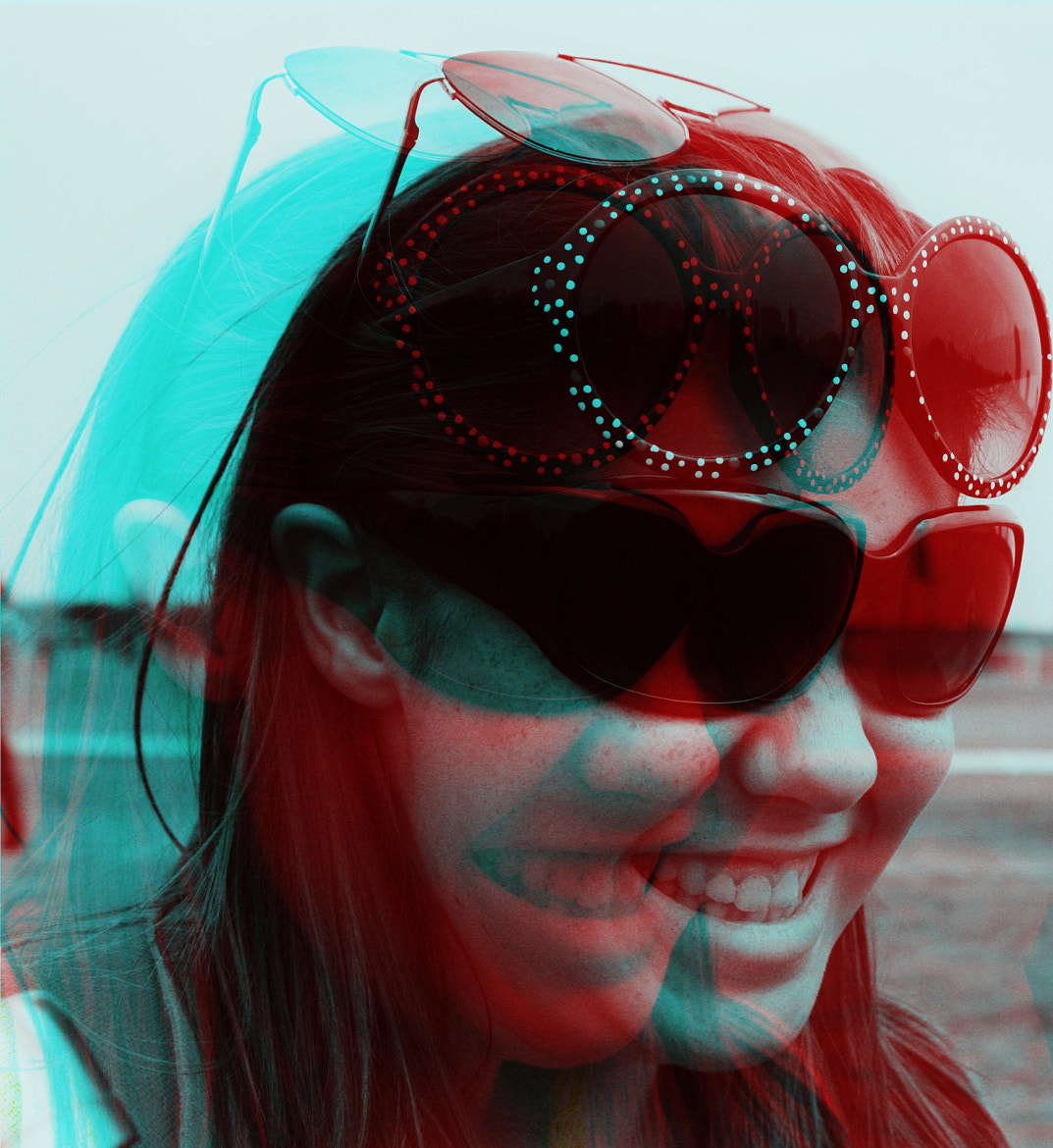 Photograph 3D Glasses by Saad Iqbal on 500px