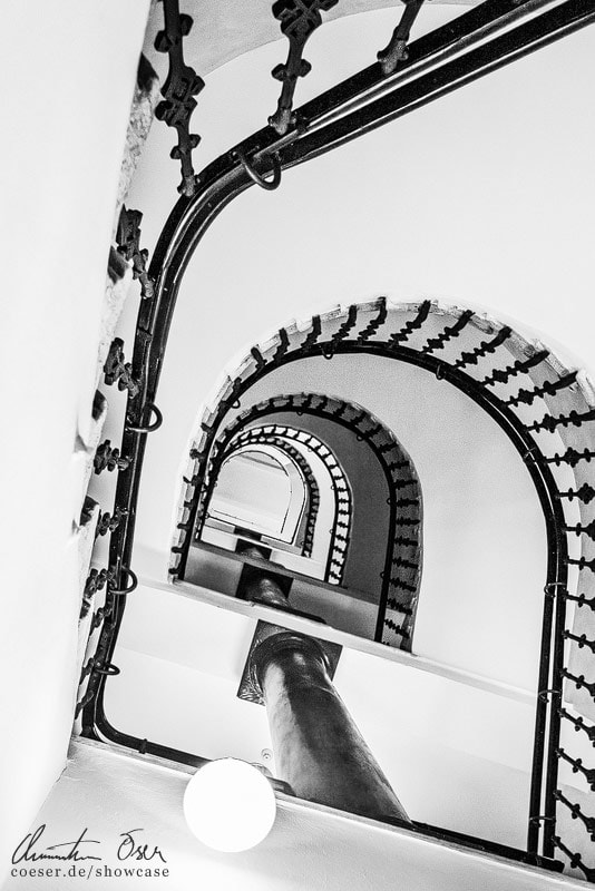 Photograph Prague Staircase 01 by Christian Öser on 500px