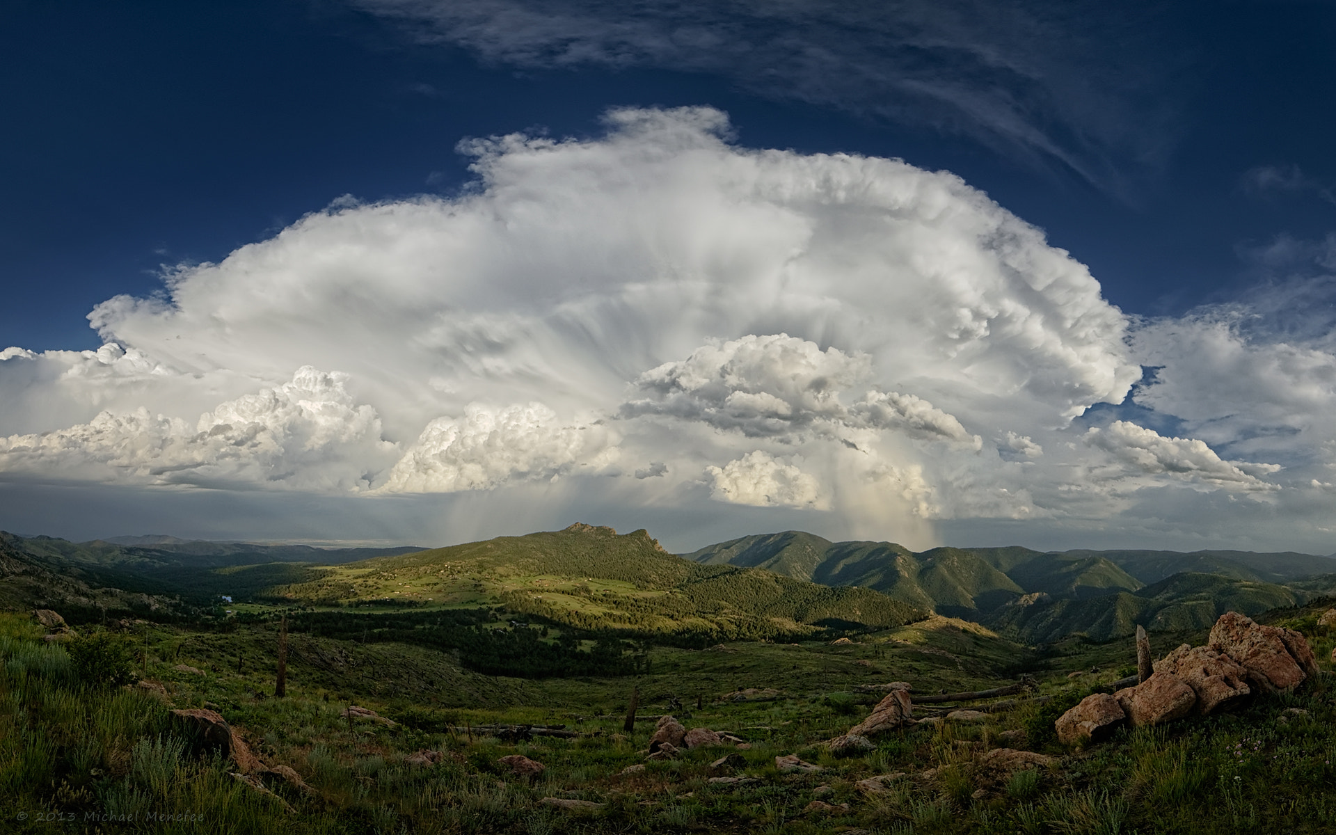 Photograph Front Range Leviathan by Michael Menefee on 500px