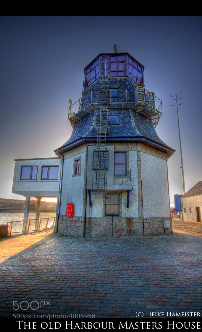 Photograph The old Harbour Masters House by Heike Hameister on 500px