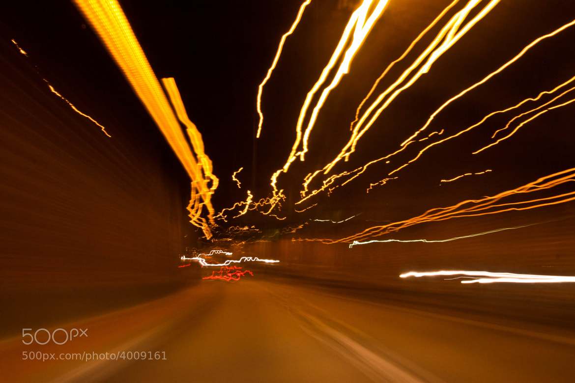 Photograph Light Trails by Bikram Sthapit on 500px