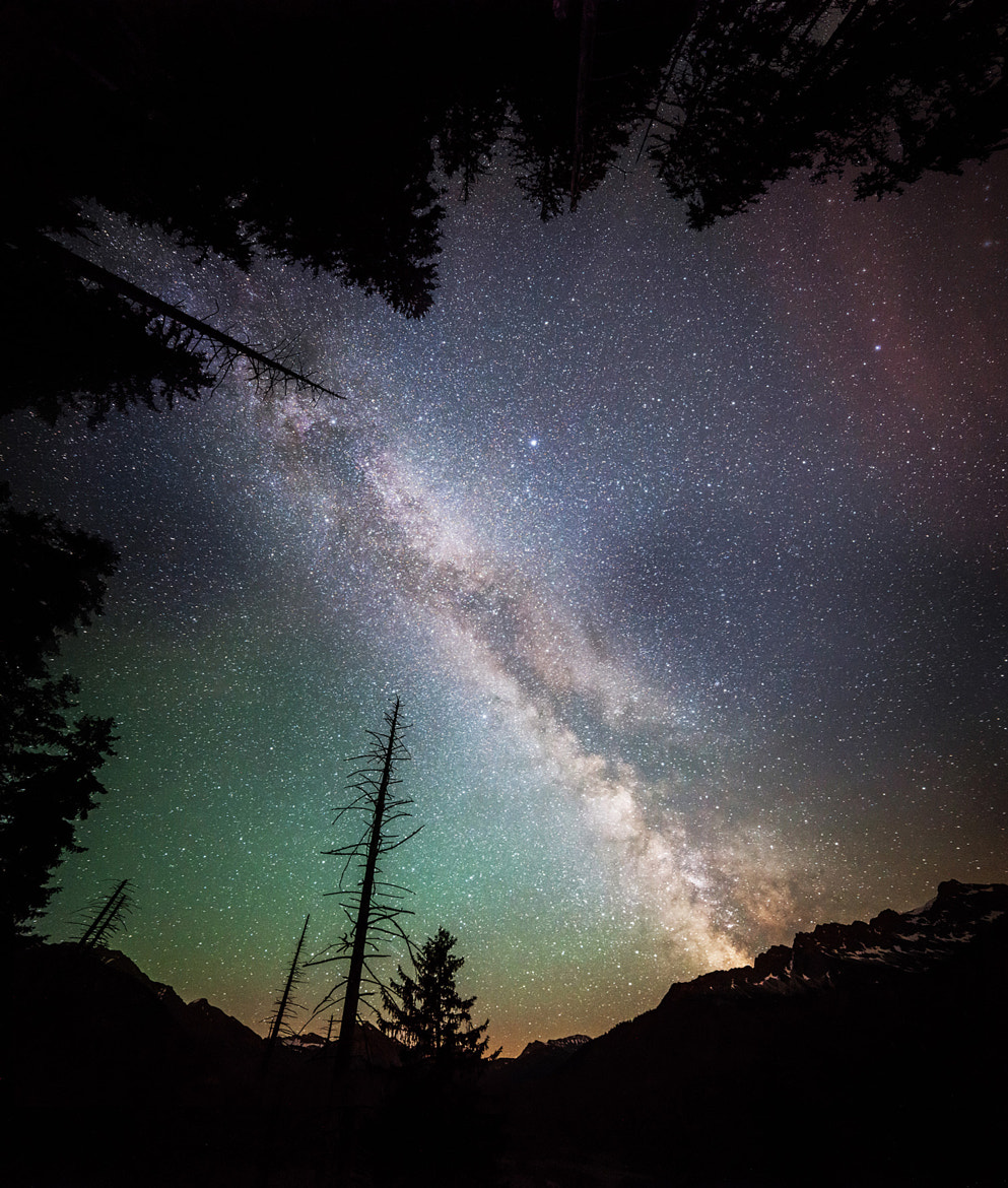Photograph The Milky Way by Jonathan Besler on 500px