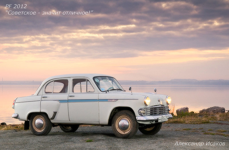 Photograph old car at sunset by Alexander Isakov on 500px
