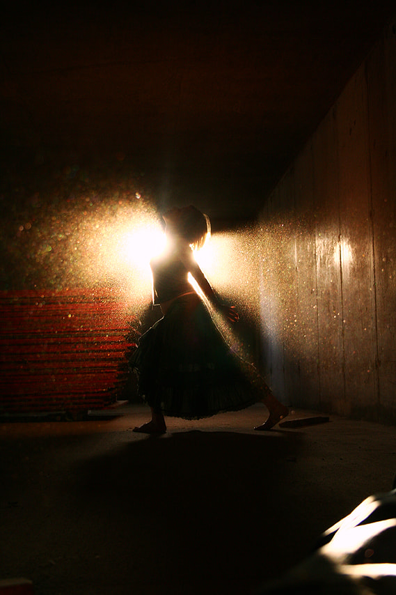 Photograph Dancer 2 by Nick Bowen on 500px