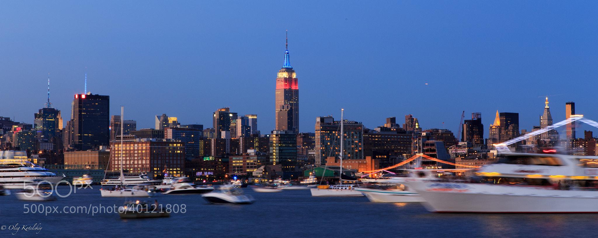 Photograph July 4th Manhattan by Oleg Kotelskiy on 500px