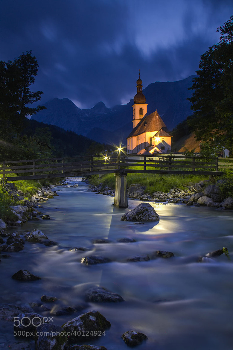 Photograph Ramsau / Berchtesgaden by Norbert Maier on 500px