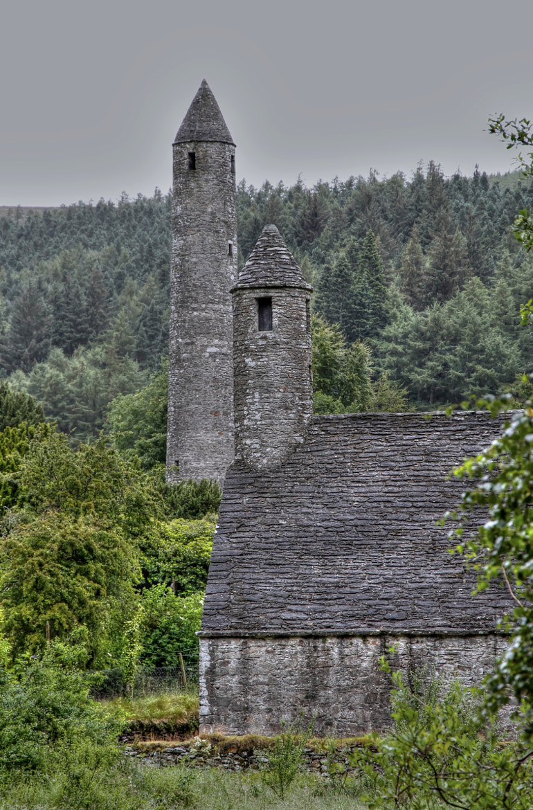 Photograph Glendalough Monastery, Wicklow by Vicki Hoelsæther on 500px