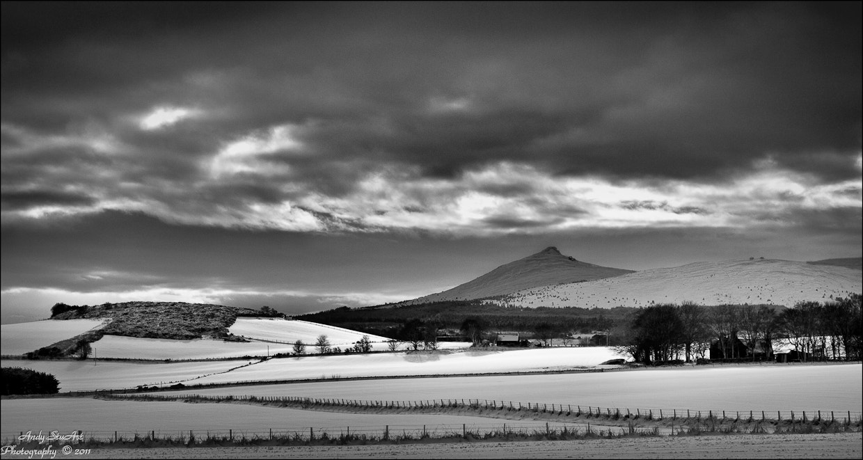 Photograph Bennachie in Winter by Andy Stuart on 500px