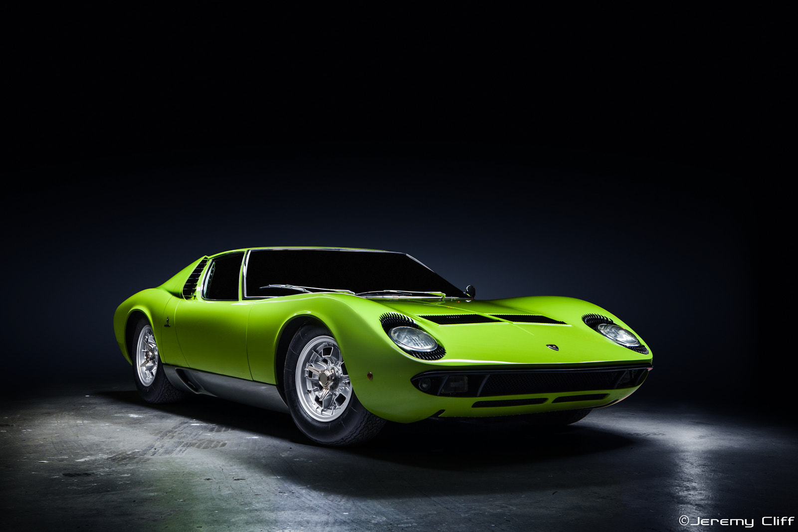 Photograph Lamborghini Miura S by Jeremy  Cliff on 500px