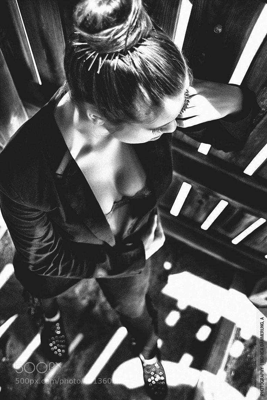 Photograph · l0udB&Wer '02 by Mónica Dämmerung ϟ  A on 500px