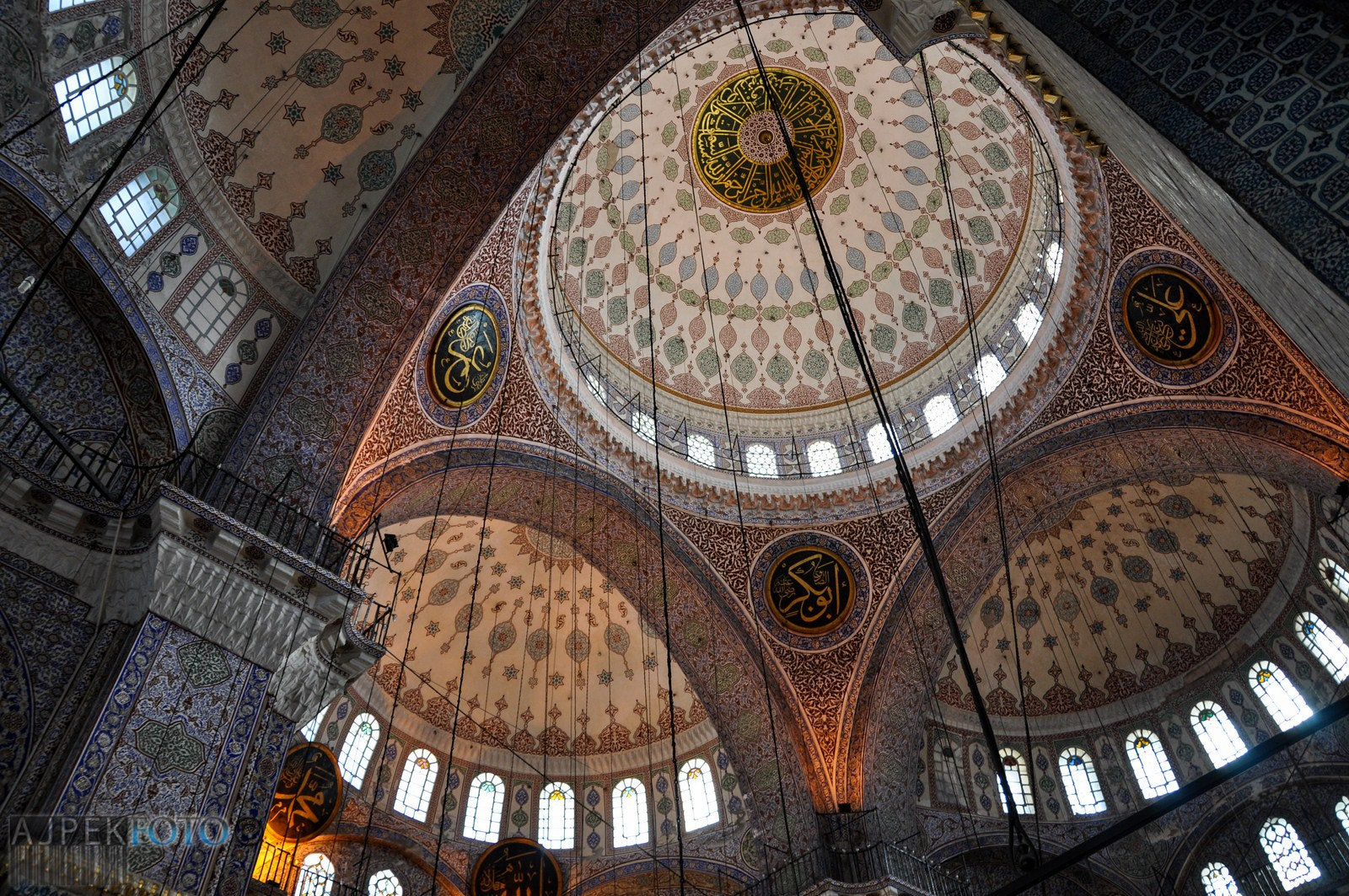 Photograph The Sultan Ahmed Mosque by Ajpekfoto  on 500px
