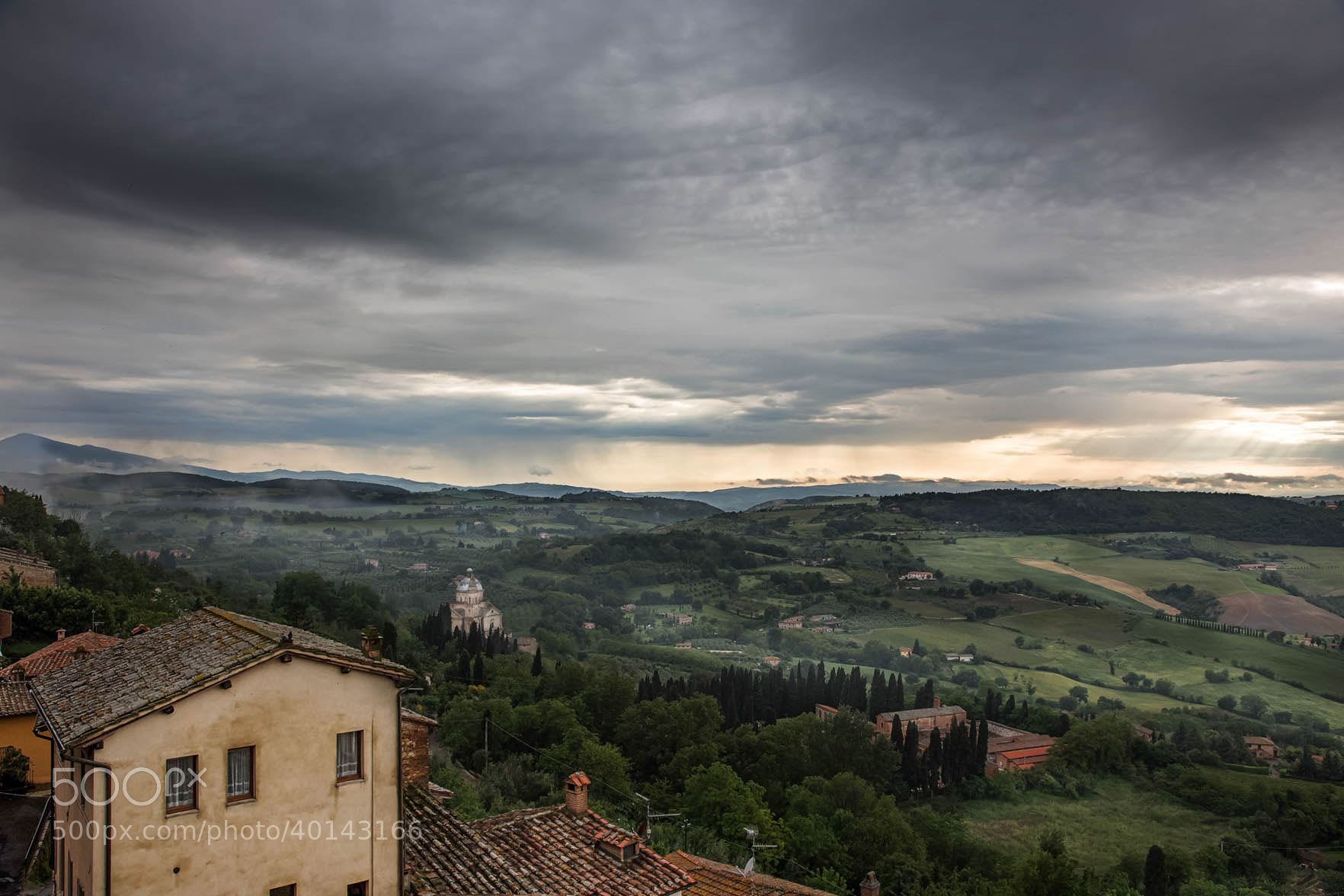 Photograph Sanctuary of San Biagio  by nick mangiardi on 500px