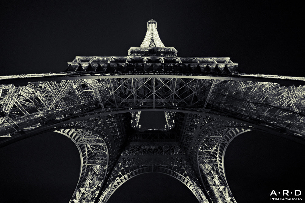 Photograph Torre Eiffel  by Alberto Rodríguez on 500px