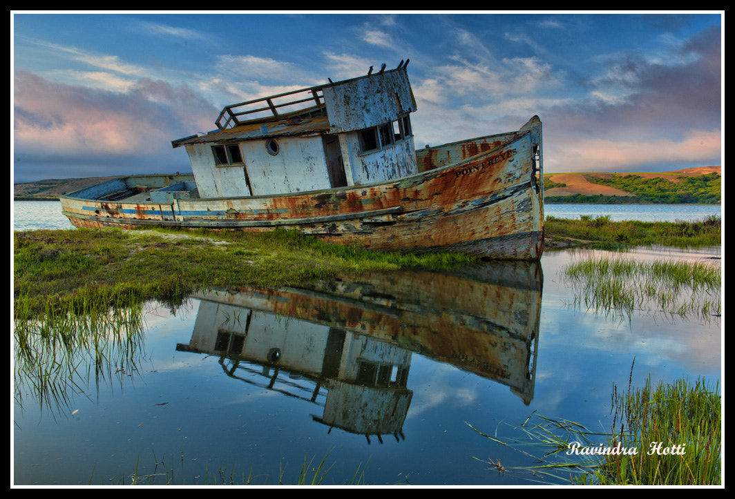 Photograph Abandoned Ship by Ravindra Hotti on 500px