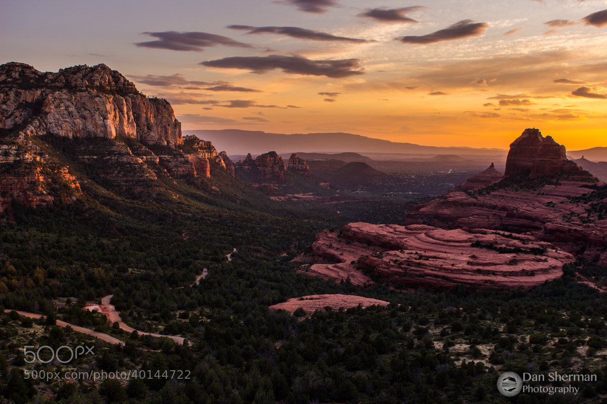 Photograph Red Rock Sedona by Dan Sherman on 500px