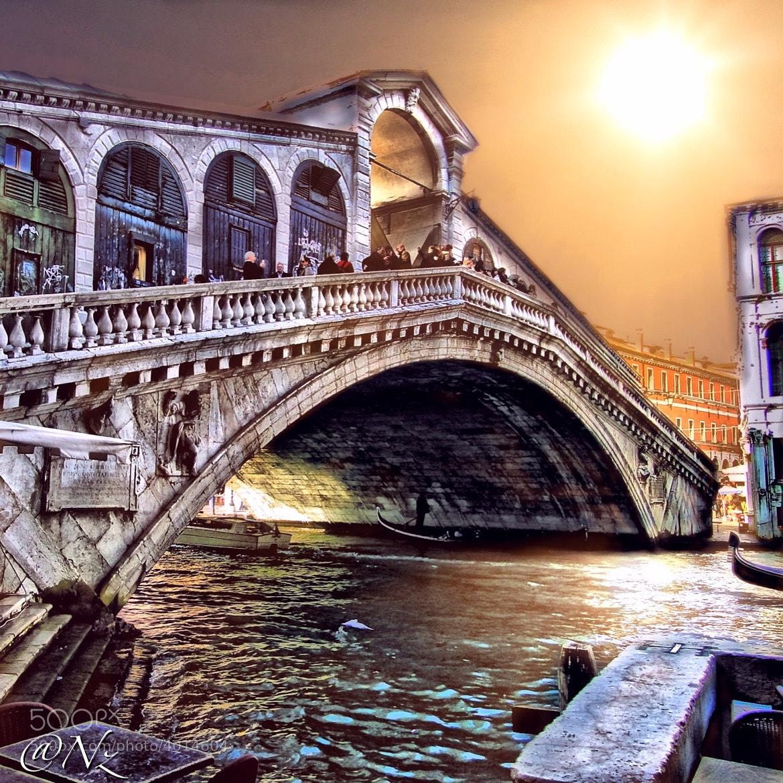 Photograph Ponte di Rialto by Nebula Noize on 500px