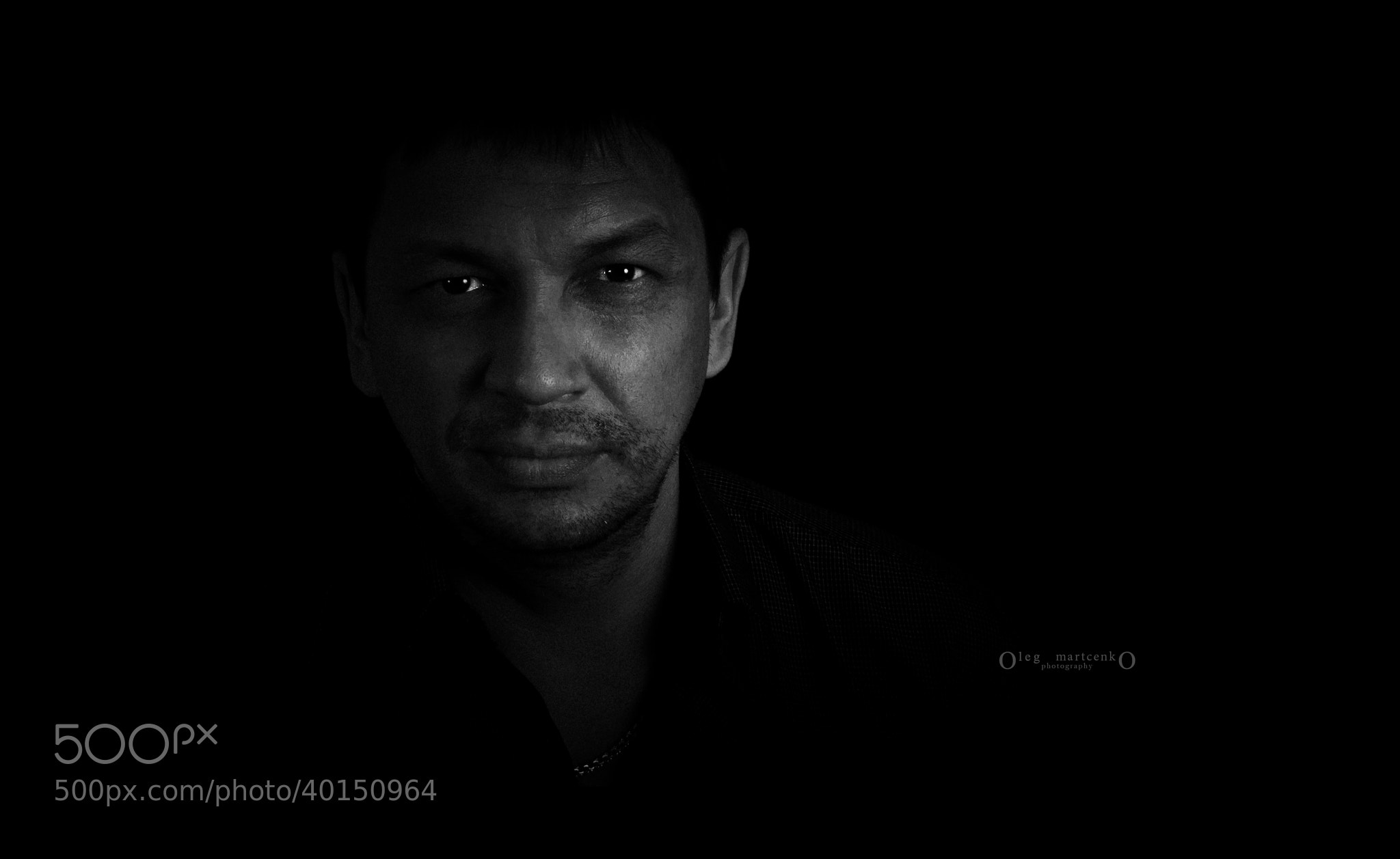 Photograph self-portrait by Oleg Martcenko on 500px