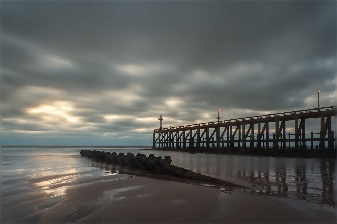 Photograph Northsea Belgium by Christophe Vandeputte on 500px