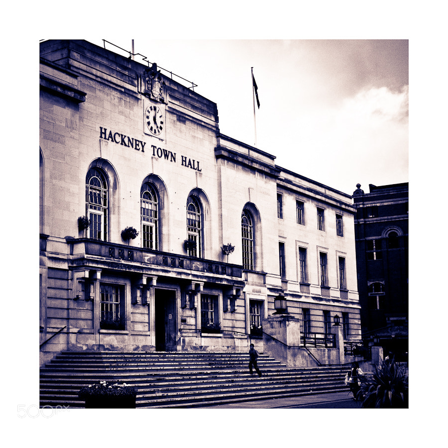 Photograph Hackney Town Hall by Alper Deniz on 500px