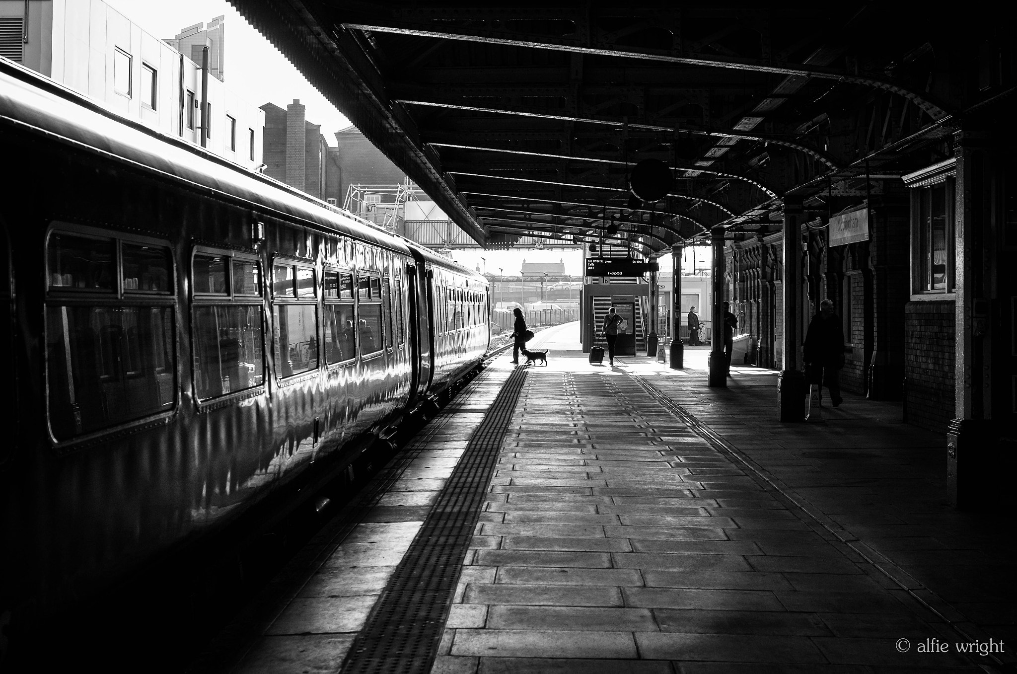 Photograph Platform 1... by alfie wright on 500px