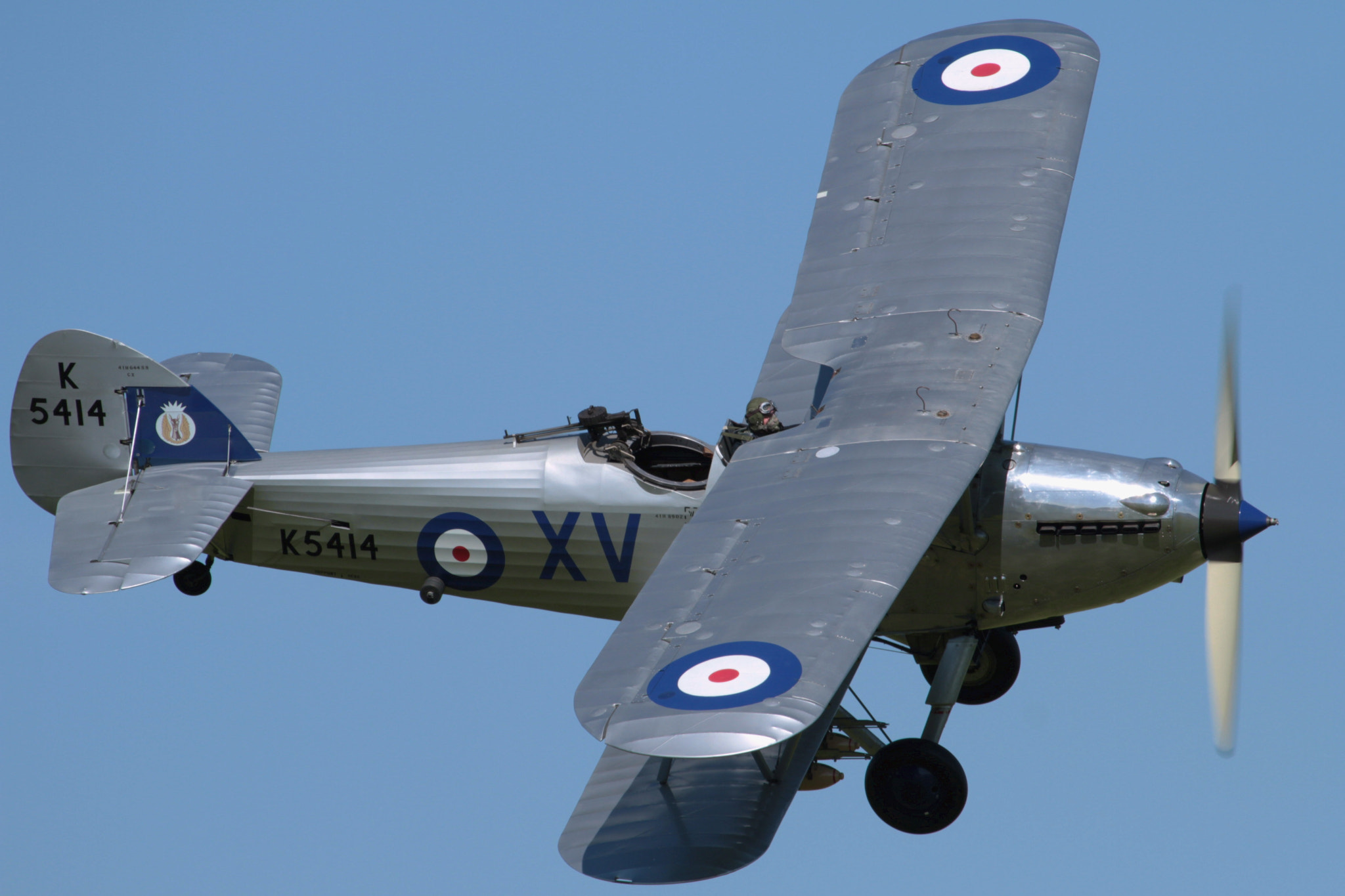 Photograph Hawker Hind  by Ian Porter on 500px
