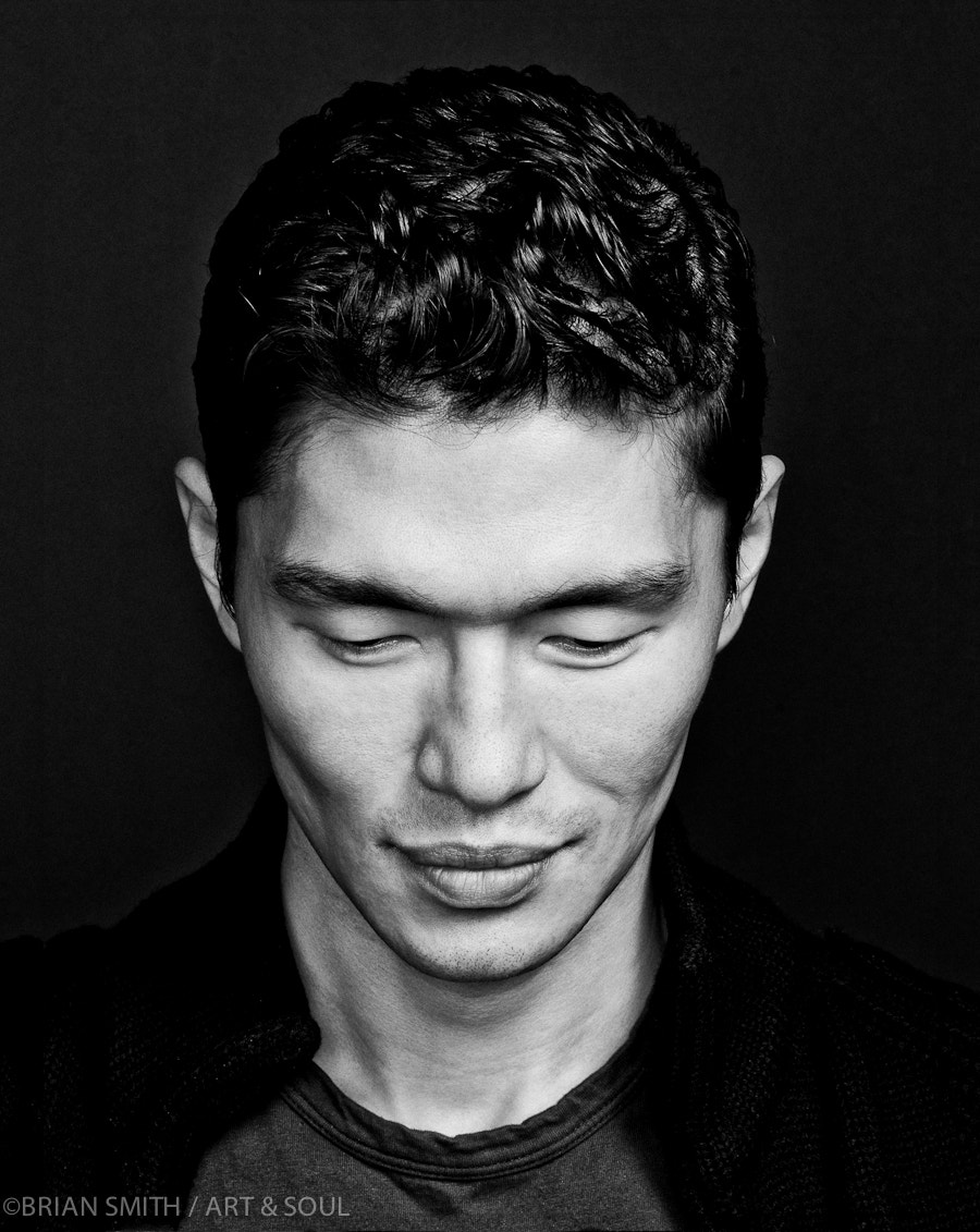 Photograph FIlm Noir: Rick Yune by Brian Smith on 500px