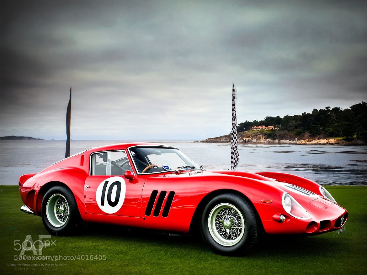 Photograph '62 250GTO 3729GT by Royce Rumsey on 500px