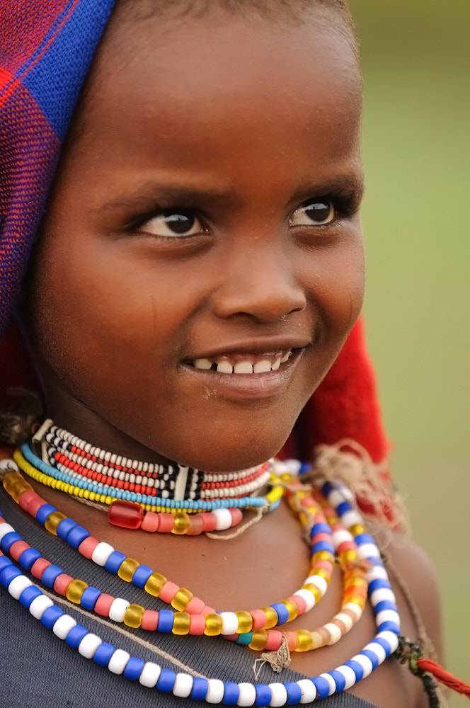 Photograph Afar girl by Gergely Lantai-Csont on 500px