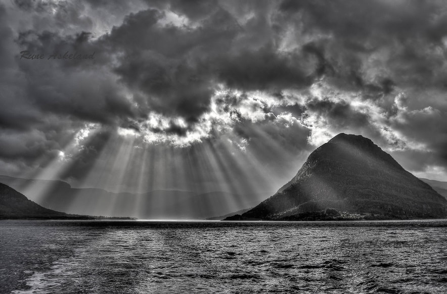 Photograph Let there be light by Rune Askeland on 500px