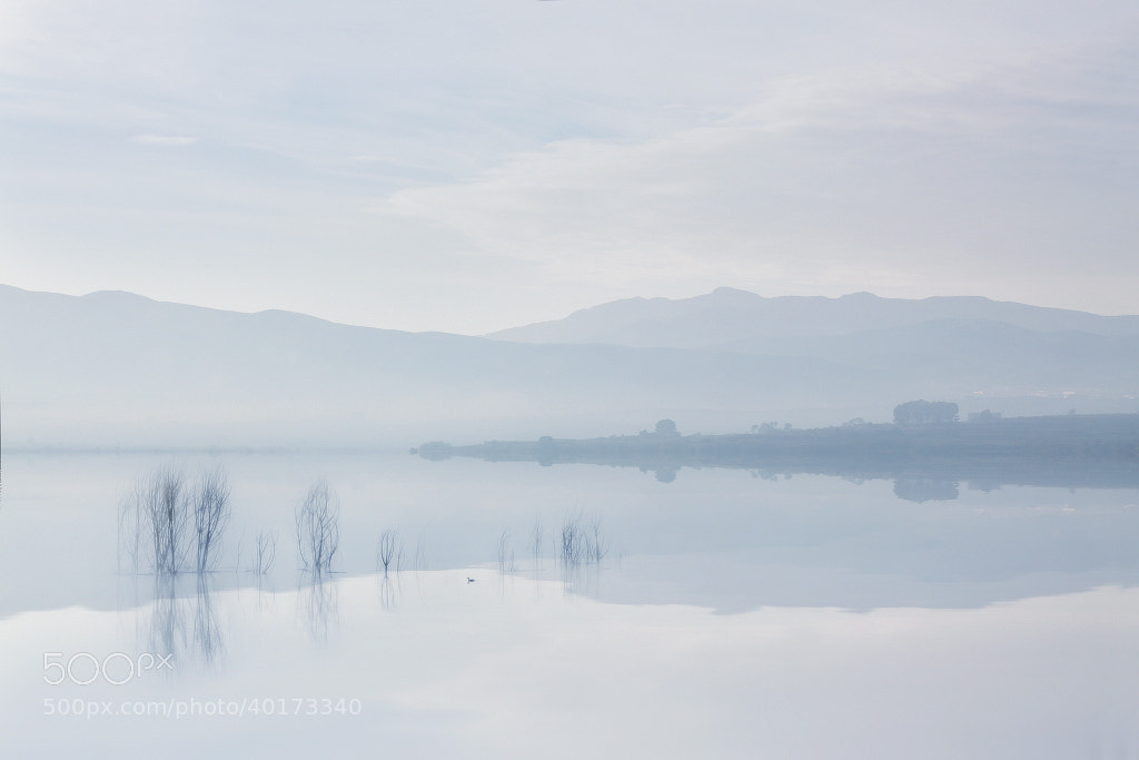 Photograph Blue calm by Jose Beut on 500px