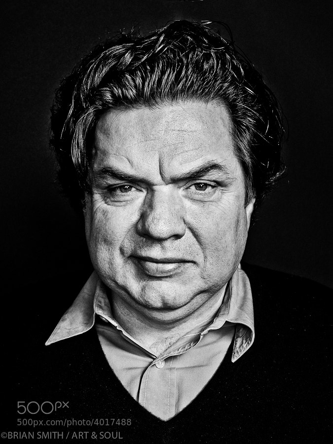FIlm Noir: Oliver Platt by Brian Smith on 500px.com