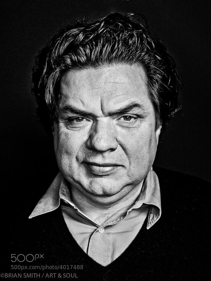 FIlm Noir: Oliver Platt by Brian Smith on 500px.com