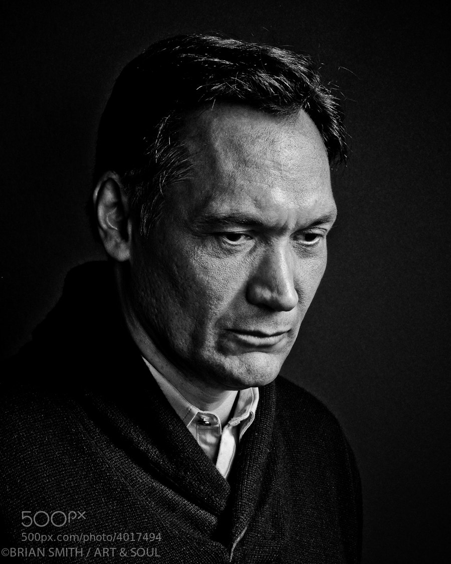 Photograph FIlm Noir: Jimmy Smits by Brian Smith on 500px