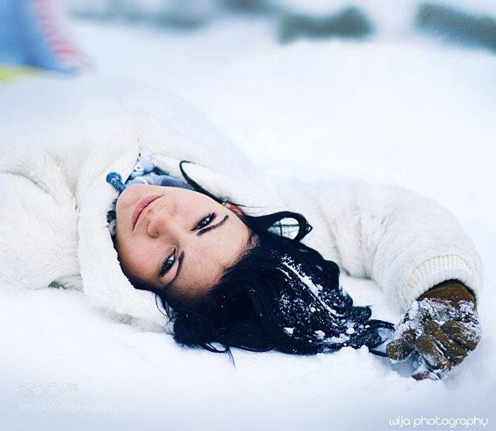Photograph winter passion.2 by Yana Vydavska on 500px