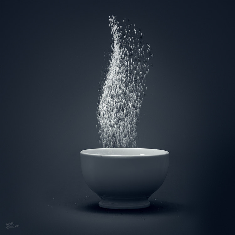 Photograph salt by Max Ziegler on 500px