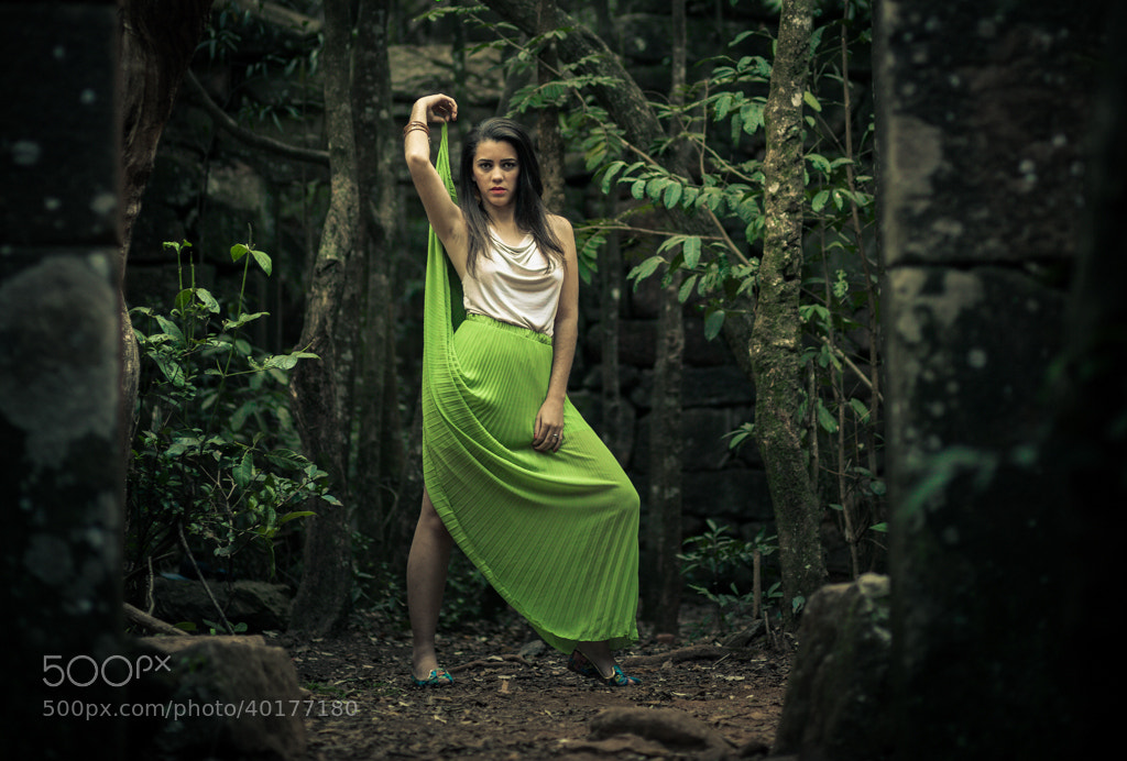 Photograph Ariane  by Júnior Conegundes on 500px
