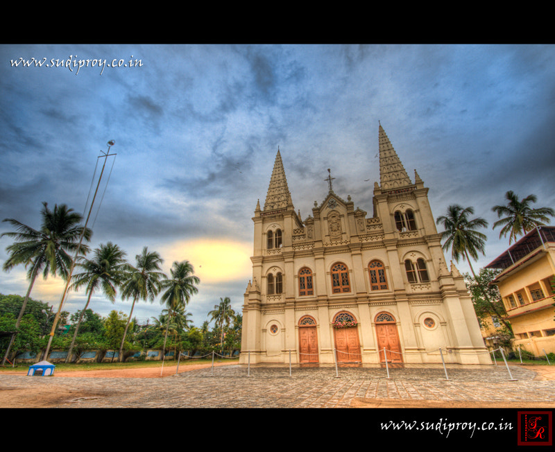 Photograph Church by SUDIP ROY on 500px