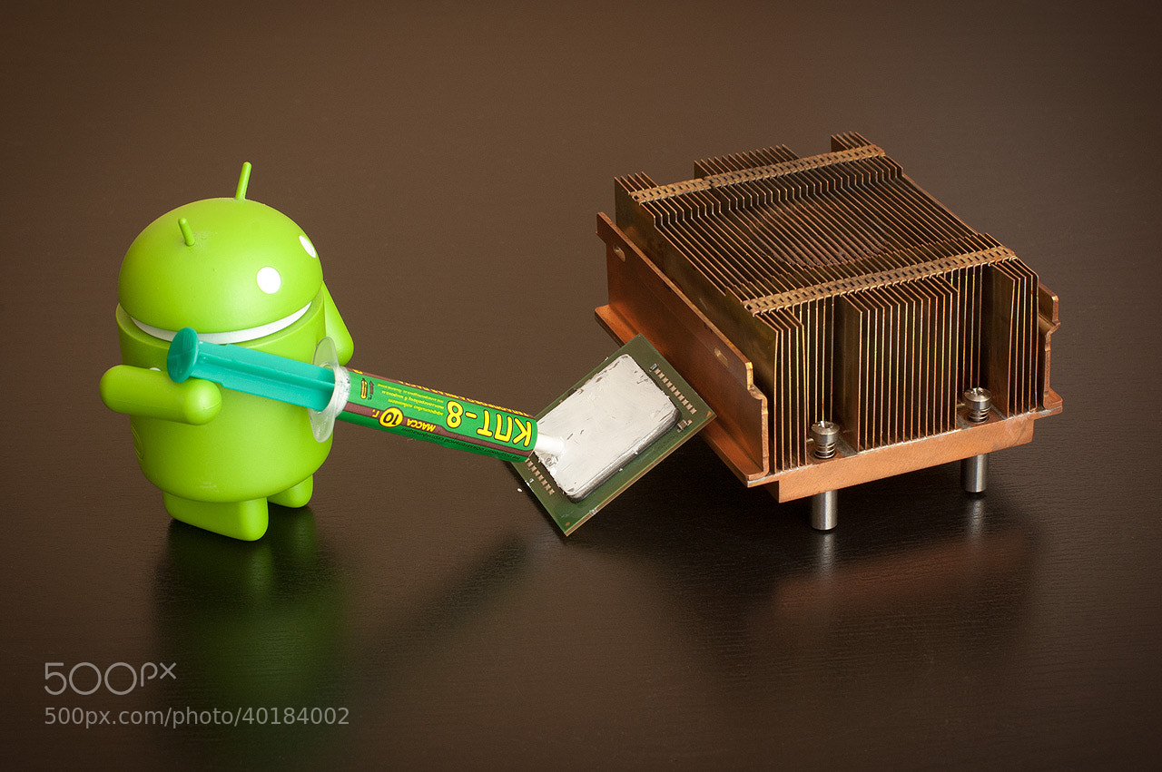 Photograph Android and overclocking by Alex N. on 500px