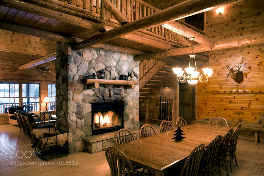 Northern Michigan Hunting Lodge | Decor/ Interiors | Pinterest