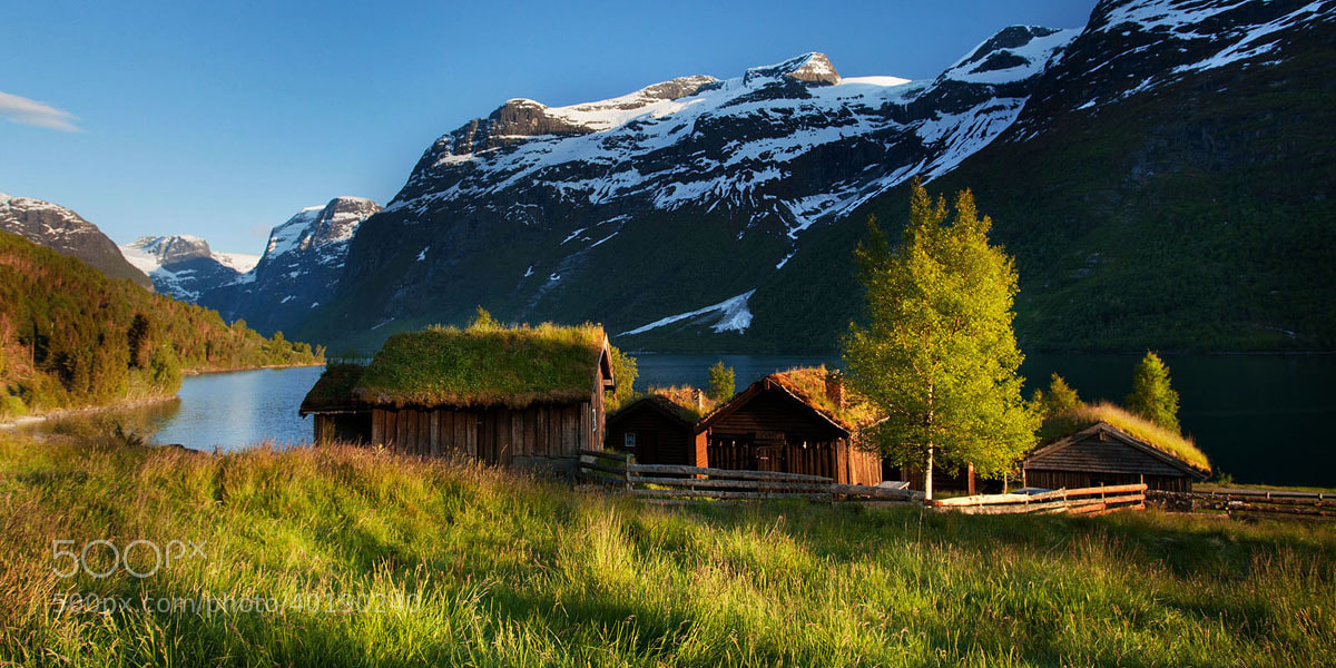 Photograph Breng - Lodalen by Natalia Eriksson on 500px
