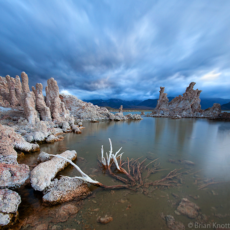 Photograph Mono Lake Storm (Square) by Brian Knott (FMKphoto) on 500px