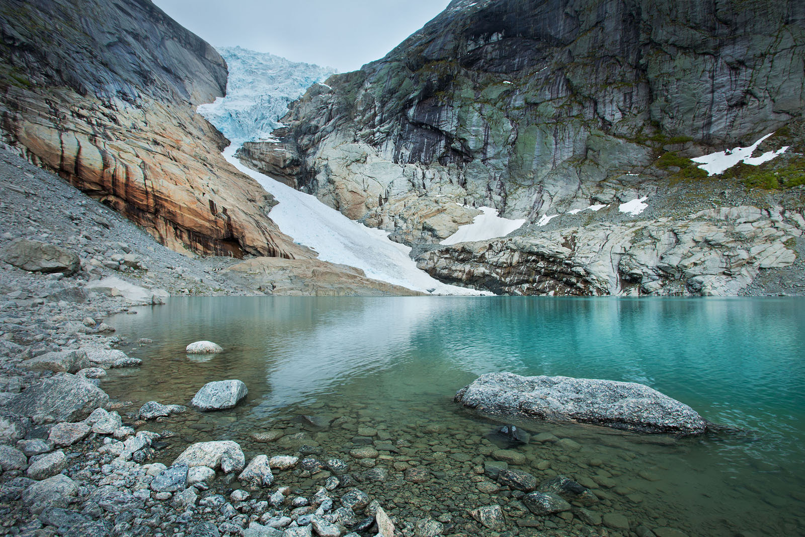 Photograph Briksdalsbreen by Natalia Eriksson on 500px