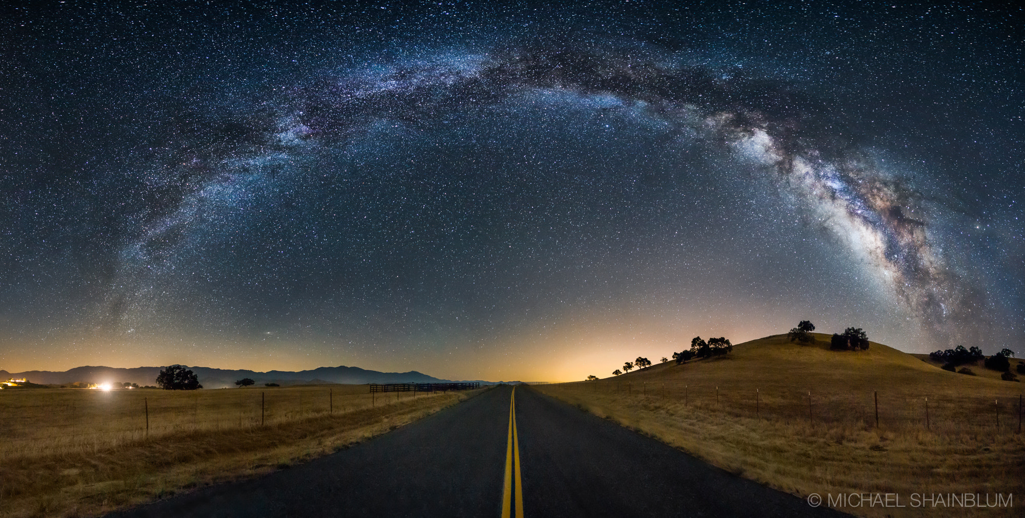 Photograph The Galaxy Guides Us Home by Michael Shainblum on 500px